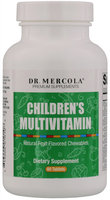 Children's Chewable Multivitamin by Mercola - 60 Tablets