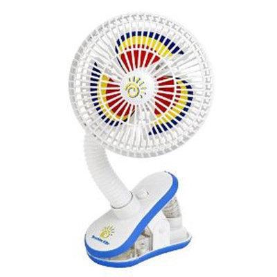 Sunshine Kids 10525 Clip On Stroller Fan