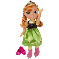 Jakks Pacific Disney Frozen Anna Ice Skating Toddler Doll