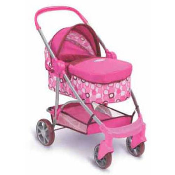 Tolly Tots Graco - Just Like Mom - Dynamo Pram - Greer