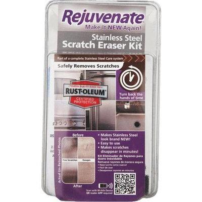 REJUVENATE RJSSRKIT Scratch Eraser, Stainless Steel, PK12