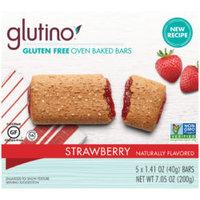 Glutino Gluten Free Strawberry Oven Baked Bars