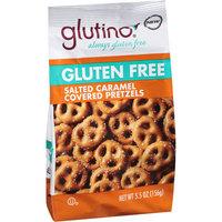Glutino Gluten Free Salted Caramel Covered Pretzels 5.5 oz