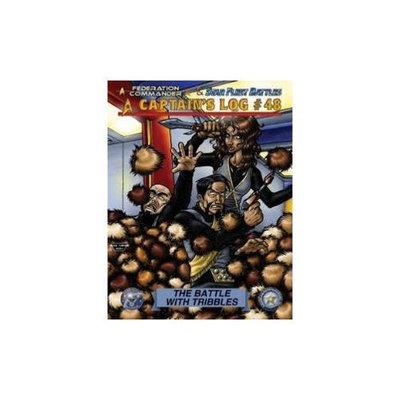 Amarillo Design ADB: Captains Log #48 Magazine for the Star Fleet Battles, Federation Commander, Starmada & Federa ADB5748 Amarillo Desi