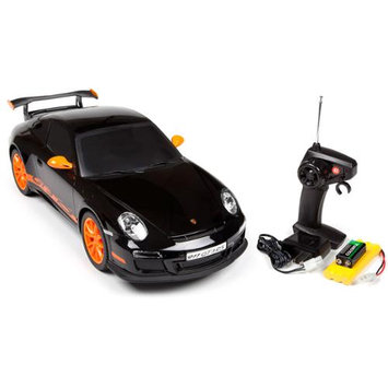 Xstreet 1:10 Licensed Black Porsche GT3RS 911 Electric Remote Control 49 Mhz RC Car