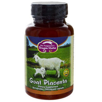 Placenta, Goat Dragon Herbs 60 Caps