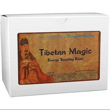 Tibetan Magic Elixir Dragon Herbs 7 Pouches Box