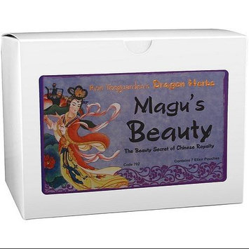 Magu's Beauty Elixir Dragon Herbs 7 Pouches Box
