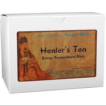 Healer's Tea Elixir Dragon Herbs 7 Pouches Box