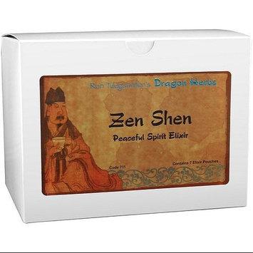 Zen Shen Elixir Dragon Herbs 7 Pouches Box