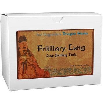 Fritillary Lung Elixir Dragon Herbs 7 Pouches Box