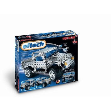 Eitech 10009-C09 Classic Jeep Construction Set