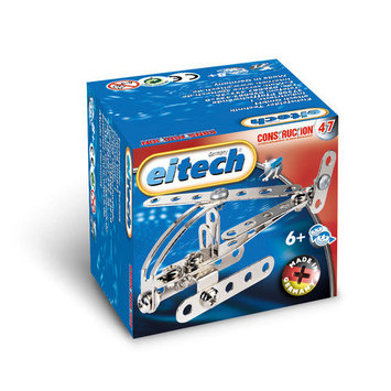 Eitech Helicopter Construction Set Ages 8+, 1 ea