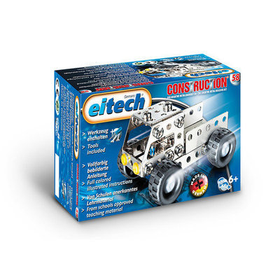 Eitech Truck Construction Set Ages 8+, 1 ea