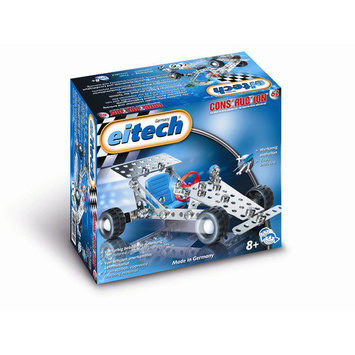 Eitech Basic Mini Race Car Construction Set