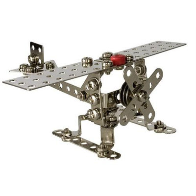 Eitech Basic Mini Airplane and Helicopter Construction Set