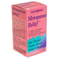 Nature's Bounty Menopause Relief, 100 Tablets (Pack of 2)
