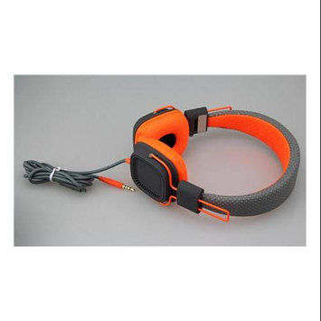Southern Telecom Deep Bass Headphones GRAY ORANGE
