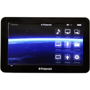 Polaroid PMP700-4 4GB MP3 Player, Black