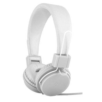 POLAROID Noise Isolating Foldable Studio Headphones WHITE