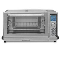 Cuisinart TOB-135 Deluxe Convection Toaster Oven Broiler with Baking Accessory Kit