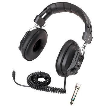 Califone International Califone 3068AV Switchable Stereo/Mono Headphones + Accessory Kit