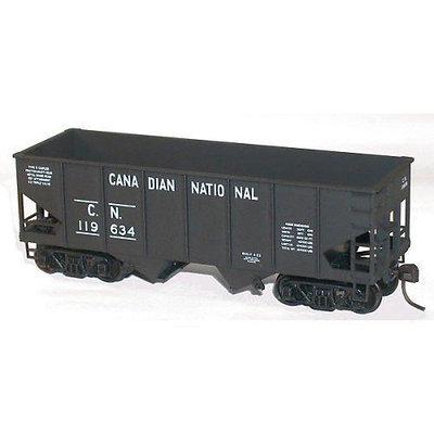 HO KIT USRA 55-Ton Twin Hopper, CN ACU2421 ACCURAIL
