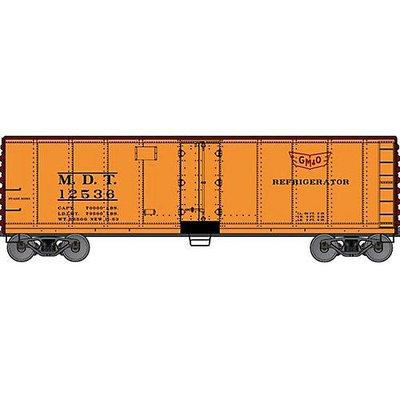 HO KIT 40' Steel Reefer, GM & O ACU8314 ACCURAIL