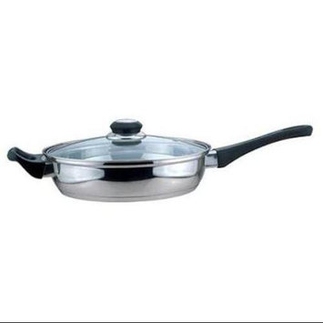 Fnt 01009 9.5 Sautepan W/glass Cover