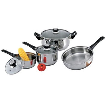 Fntinc 02207 7Pc Cookware Set - Bakelite Handle