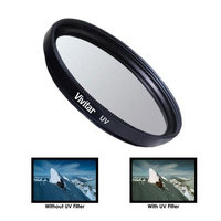 Sakar International, Inc. Vivitar UV (Ultra Violet) Multi-Purpose Glass Filter, 52mm