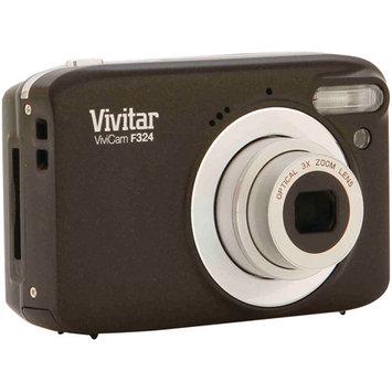Vivitar ViviCam F324 14.1MP Black - ICONCEPTS