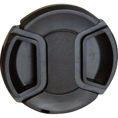 Vivitar SC-67 Lens Cap - Snap-on - Plastic
