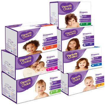 Parents Choice Parent's Choice - Diaper Box (Choose Your Size)
