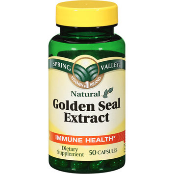 Spring Valley GOLDEN SEAL EXTRACT 50