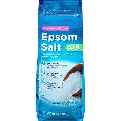Aaron Brands Laxative & Epsom Salt, 4 lb
