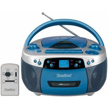 Hamilton Electronics MPC5050Plus Hamilton USB#44; MP3#44; CD#44; Cassette and AMFM Radio Boom Box