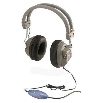 Hamilton Electronics HA5USBSM Deluxe USB Headphone with Microphone
