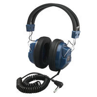 Hamilton Electronics 2900 Series Dynamic Headphones with Coiled Cord