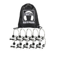 Buhl Sack-O-Phones 10 Personal Headset