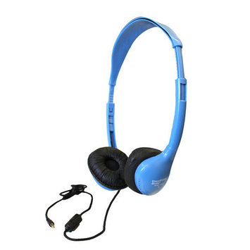 Hamilton Electronics MS2-AMV SchoolMate Personal iCompatible Headset with In-Line Microphone