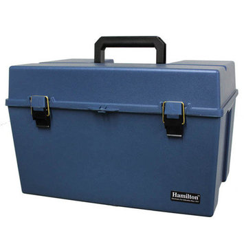 Hamilton Electronics HMC3166 Large Blue Carry Case