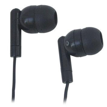 Hamilton Buhl Soft & Flexible Silicone Ear Buds, 3.83' Cord, 3.5mm Stereo Plug
