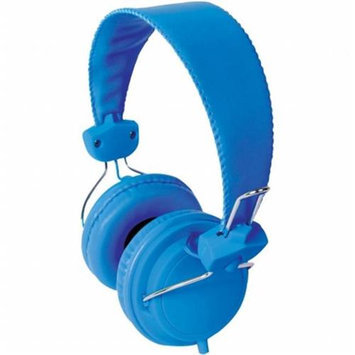 Hamilton Buhl FV-BLU Hamilton TRRS Headset with In-Lin Mic - Blue