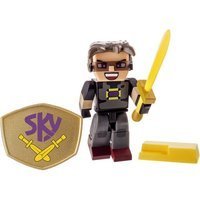 Jazwares Tube Heroes 2.75 inch Action Figure - Sky with Accessories