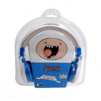 Jazwares Adventure Time Finn Fold-Up Stereo Headphones