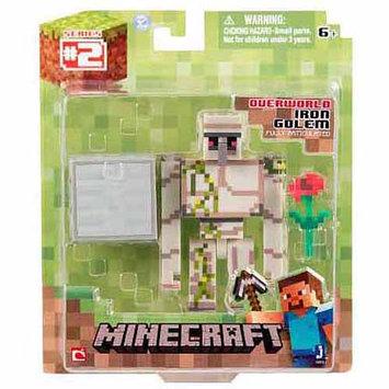 Jazwares Iron Golem Minecraft Series 2 Action Figure