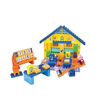 Fisher Price Peppa Pig Peppa & George School Playset 92698 Jazwares