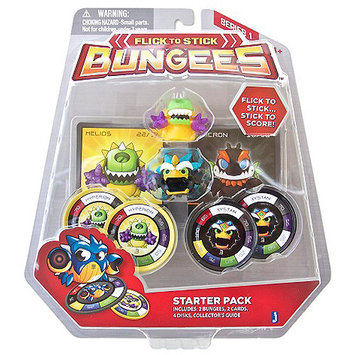 Jazwares Bungees Starter Pack #6