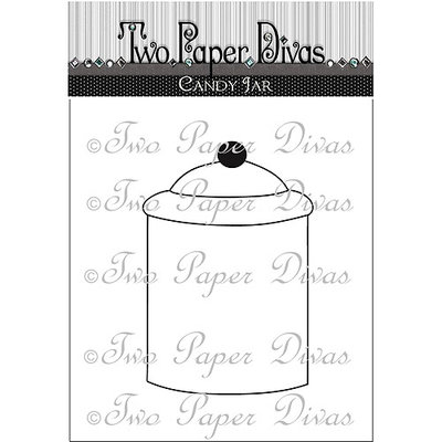 Two Paper Divas Clear Stamps 7